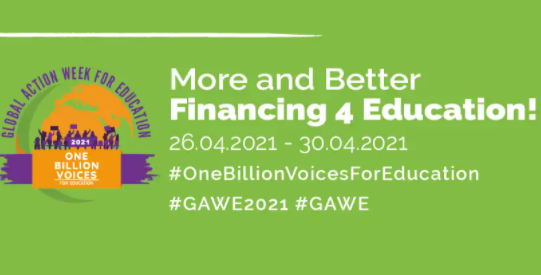c GCE Global Action Week for Education 2021