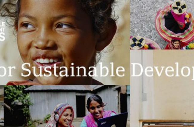 Data for Sustainable Development